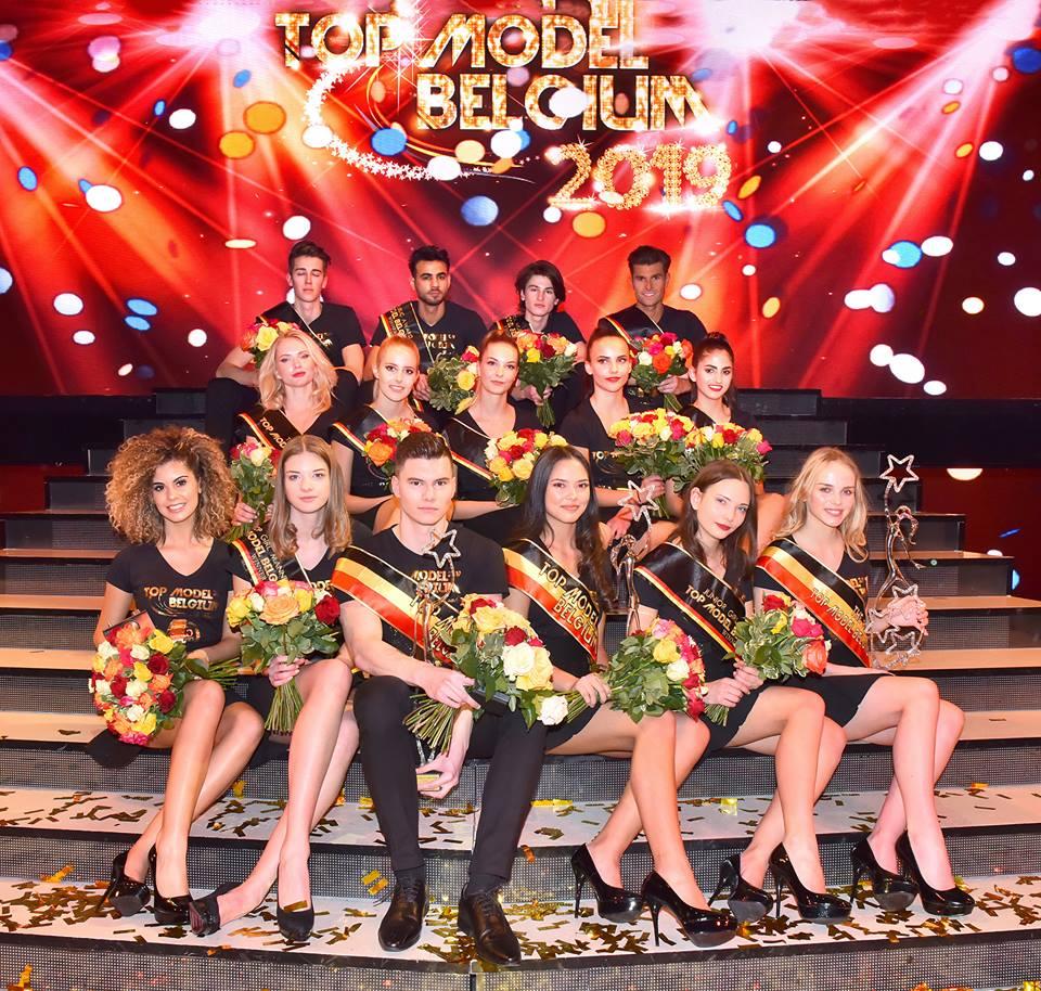 Top model VIP Belgium 2019