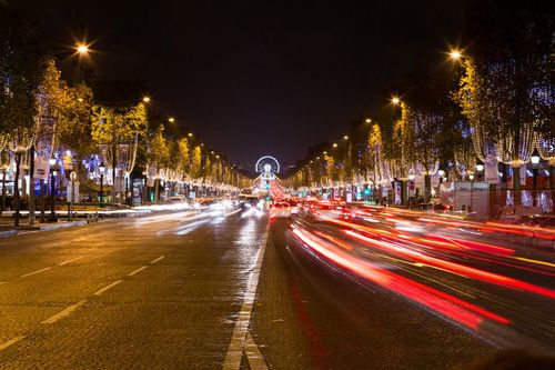 ChampsElyseesParisNoel2014